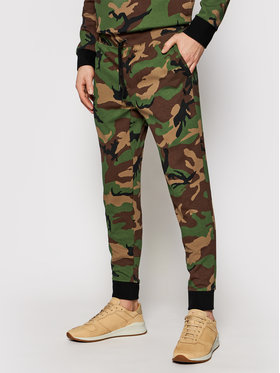 Polo Ralph Lauren Polo Ralph Lauren Долнище анцуг Pnt 710828121001 Зелен Regular Fit