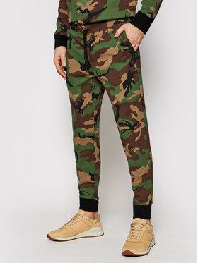 Polo Ralph Lauren Polo Ralph Lauren Pantalon jogging Pnt 710828121001 Vert Regular Fit