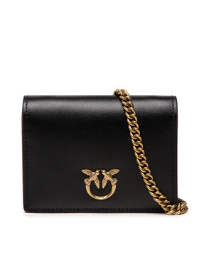 Pinko Pinko Дамска чанта Jolie Simply C. AI 21-22 PLTT 1P22ET Y6XT Черен