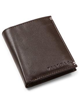 Vistula Vistula Velká pánská peněženka Ray2 XZ0615 Hnědá