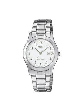 Casio Casio Uhr LTP-1141PA-7BEF Silberfarben