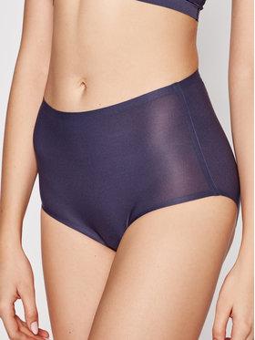 Chantelle Chantelle Klasické kalhotky s vysokým pasem Soft Stretch C26470 Tmavomodrá