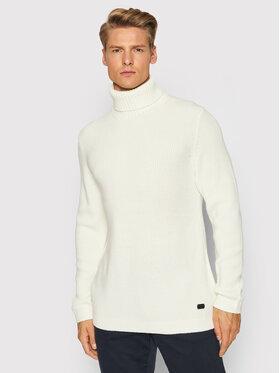 JOOP! Jeans JOOP! Jeans Rollkragenpullover 15 Jjk-22Orlin 30029746 Weiß Regular Fit