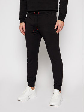 Guess Guess Pantaloni trening M0BB37 K7ON1 Negru Slim Fit