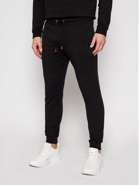 Guess Guess Παντελόνι φόρμας M0BB37 K7ON1 Μαύρο Slim Fit
