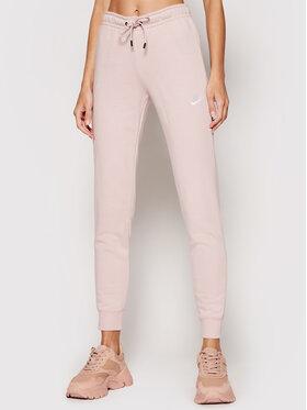 Nike Nike Spodnie dresowe Essential BV4099 Różowy Slim Fit