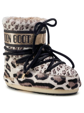 Moon Boot Moon Boot Sniego batai Mars Animal 14401000001 Ruda