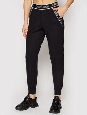 Calvin Klein Performance Calvin Klein Performance Pantaloni trening 00GWS1P602 Negru Regular Fit