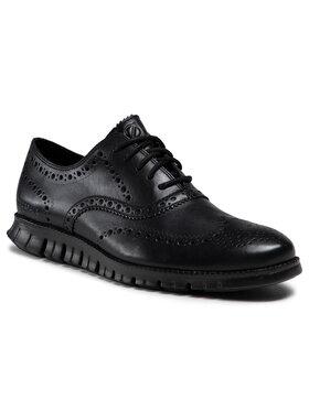Cole Haan Cole Haan Κλειστά παπούτσια Zerogrand Wing Ox C20719 Μαύρο