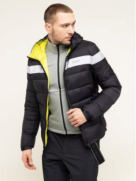 Colmar Colmar Пухено яке Enigma 1053 2RT Черен Regular Fit