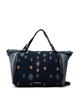 Desigual Desigual Τσάντα 21WAXA42 Σκούρο μπλε