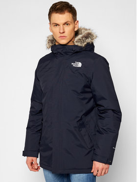 The North Face The North Face Žieminė striukė Zaneck NF0A4M8HRG11 Tamsiai mėlyna Regular Fit