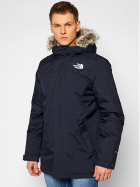The North Face The North Face Зимно яке Zaneck NF0A4M8HRG11 Тъмносин Regular Fit