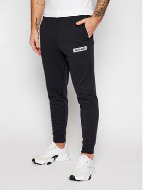 Calvin Klein Performance Calvin Klein Performance Pantaloni da tuta Knit 00GMF0P751 Nero Regular Fit