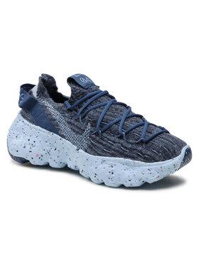 Nike Nike Cipő Space Hippie 04 CD3476 400 Sötétkék