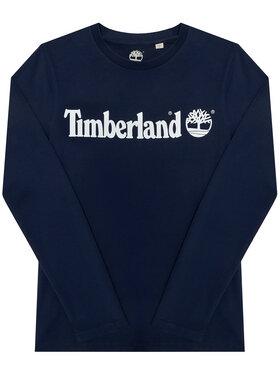 Timberland Timberland Blúzka T25R61 D Tmavomodrá Regular Fit