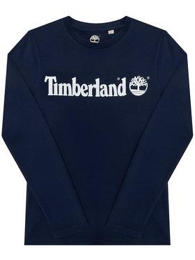 Timberland Timberland Chemisier T25R61 D Bleu marine Regular Fit