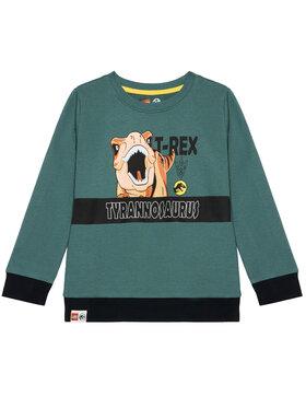 LEGO Wear LEGO Wear Sweatshirt 12010050 Grün Regular Fit