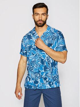 Emporio Armani Emporio Armani Marškiniai 211823 1P467 71935 Mėlyna Regular Fit