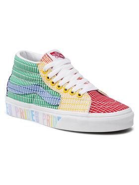 Vans Vans Sneakers Ski8-Mid VN0A3WM33WJ1 Multicolore