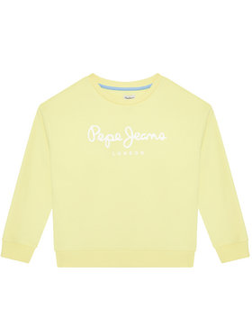 Pepe Jeans Pepe Jeans Džemperis Rose PG581083 Geltona Regular Fit