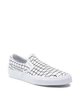 Vans Vans Sneakers aus Stoff Classic Slip-On VN0A33TB9IA1 Weiß