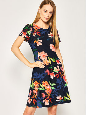 DKNY DKNY Sukienka codzienna DD9D1549 Kolorowy Regular Fit