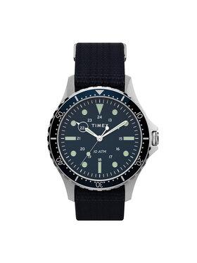 Timex Timex Laikrodis Navi Xl TW2T75400 Tamsiai mėlyna