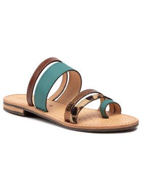 Geox Geox Mules / sandales de bain D Sozy D D022CD 0001J CN46F Multicolore