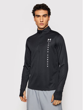 Under Armour Under Armour Φανελάκι τεχνικό Ua Speed Stride Shock 1356174 Μαύρο Fitted Fit