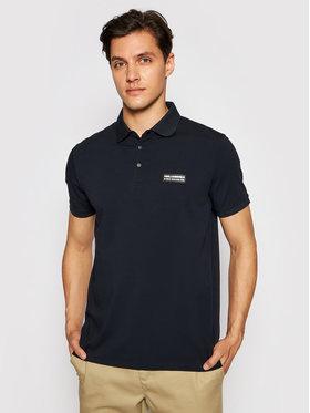 KARL LAGERFELD KARL LAGERFELD Polo marškinėliai 745016 511221 Tamsiai mėlyna Regular Fit