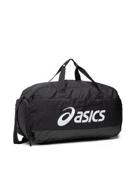 Asics Asics Torba Sports Bag M 3033B152 Czarny