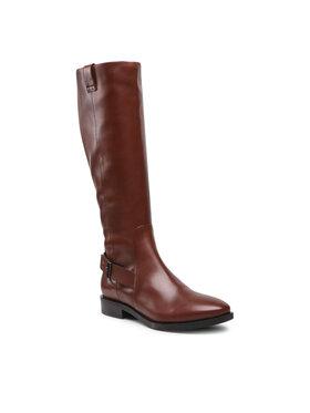 Geox Geox Klassische Stiefel D Brogue C D162UC 00043 C0013 Braun