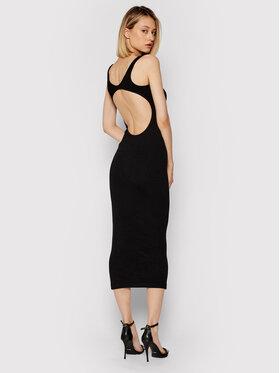 Remain Remain Повсякденна сукня Elvirah RM483 Чорний Slim Fit