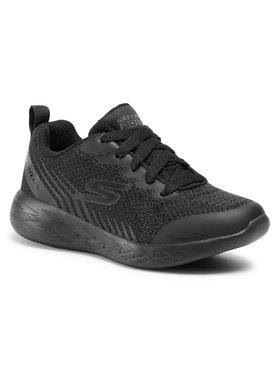 Skechers Skechers Pantofi Hendox 97857L/BBK Negru