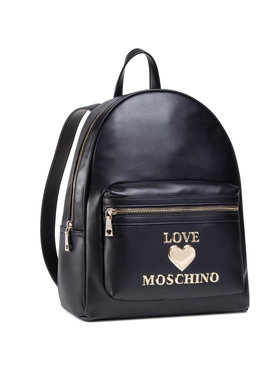 LOVE MOSCHINO LOVE MOSCHINO Rucksack JC4060PP1CLF0000 Schwarz