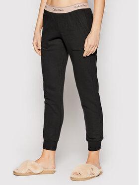 Calvin Klein Underwear Calvin Klein Underwear Παντελόνι φόρμας 000QS6148E Μαύρο Regular Fit
