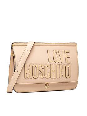 LOVE MOSCHINO LOVE MOSCHINO Дамска чанта JC4179PP1DLH0107 Бежов