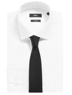 Boss Boss Cravată 50390136 Negru