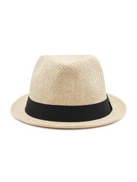 Jack&Jones Jack&Jones Καπέλο Tim Straw Hat 12152899 Μπεζ