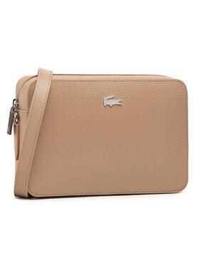 Lacoste Lacoste Handtasche Crossover Bag NF3495KL Beige