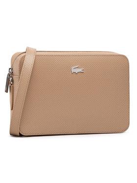 Lacoste Lacoste Kabelka Crossover Bag NF3495KL Béžová