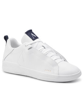 ARKK Copenhagen ARKK Copenhagen Sneakers Uniklass Leather S-C18 IL4601-1052-M Bianco
