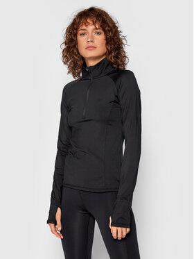 4F 4F Technisches Sweatshirt H4Z20-BIDD038 Schwarz Slim Fit