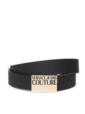 Versace Jeans Couture Versace Jeans Couture Ζώνη Ανδρική 71YA6F32 Μαύρο