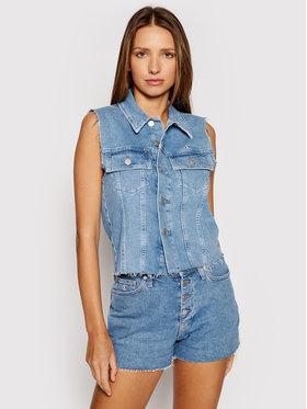 Calvin Klein Jeans Calvin Klein Jeans Gilet Woven J20J217224 Blu Regular Fit