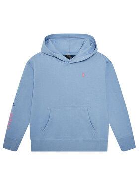 Polo Ralph Lauren Polo Ralph Lauren Pulóver 312841395001 Kék Regular Fit