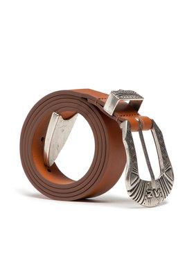 Zadig&Voltaire Zadig&Voltaire Cintura da donna Alton Smooth Leather WJAS0902F Marrone