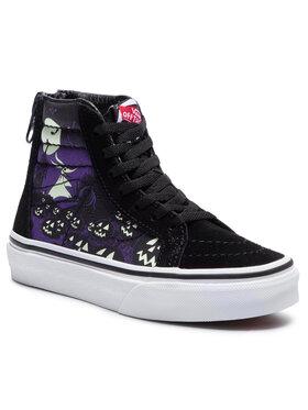 Vans Vans Sneakersy Sk8-Hi Zip VN0A4BUXT351 Čierna