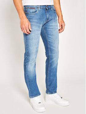Tommy Jeans Tommy Jeans Jeansy Slim Fit Scanton DM0DM08021 Niebieski Slim Fit